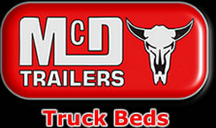 Mc Trailers Truck Beds